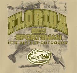 Florida Gators Football T-Shirts - SEC Sportsman It's Better Outdoors
