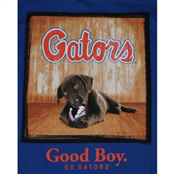 Florida Gators Football T-Shirts - Man's Best Friend - Good Boy