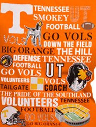 Tennessee Volunteers Football T-Shirts - Go Big Orange Go Vols