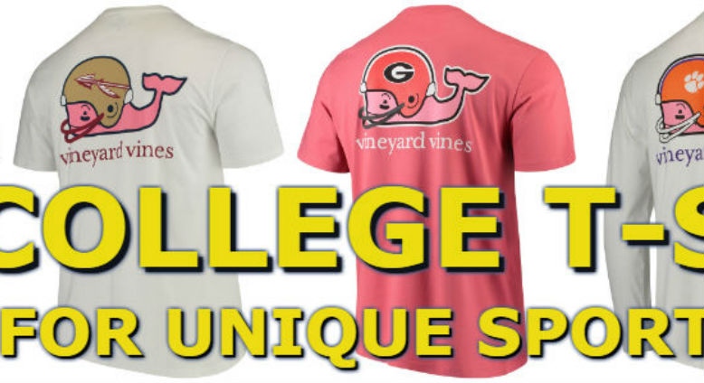 Welcome To The New Unique College T-Shirt Website